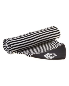 Ocean and Earth BOARDCOVER RETRO FISH 6'7 STRETCH SOX – SCHWARZ WEISS