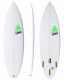 Channel Islands SURFBOARD AL MERRICK MOTOR BOAT TOO – WEISS